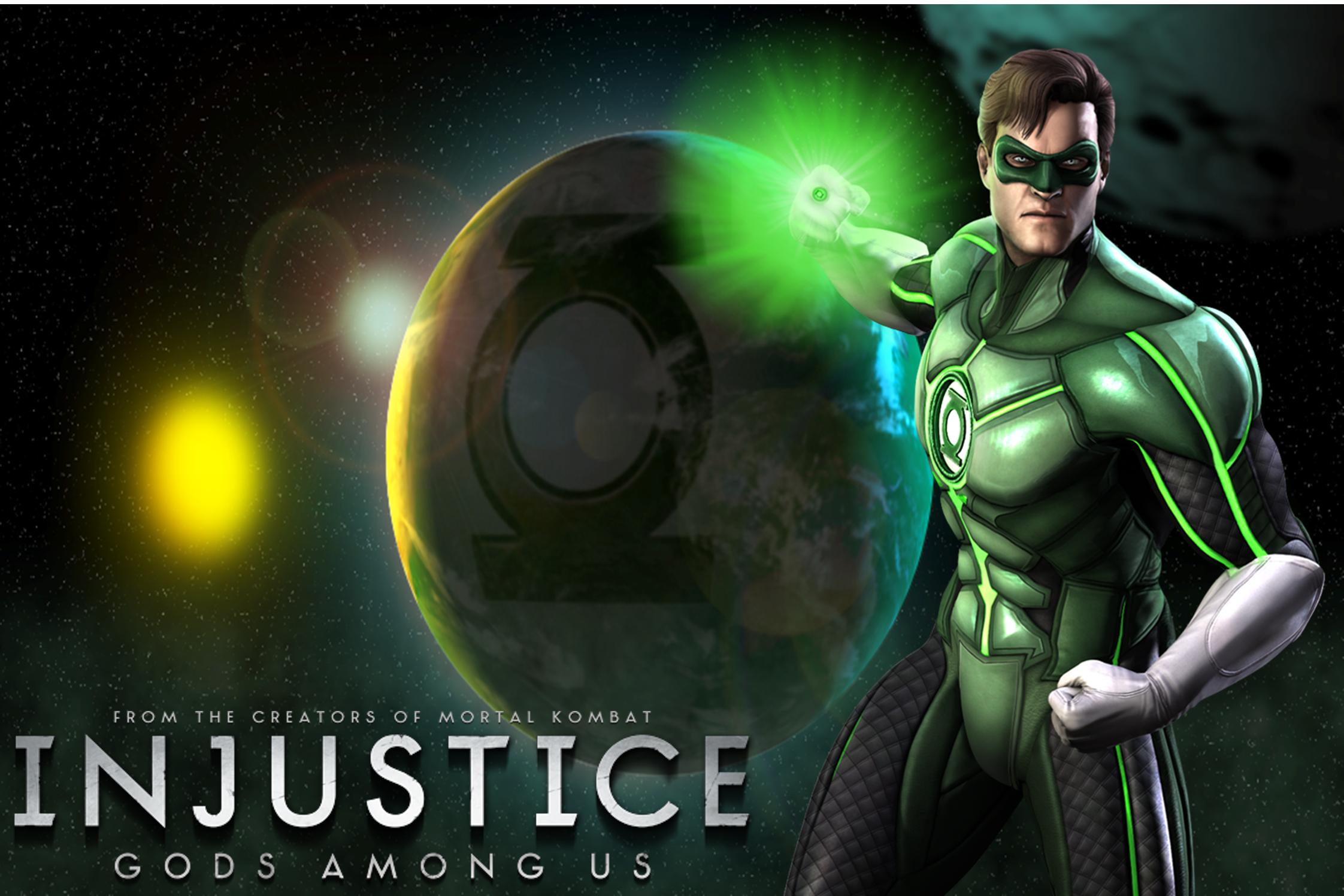 Injustice Green Lantern Wallpaper Green Lantern Wallpaper Green Lantern Lanterns