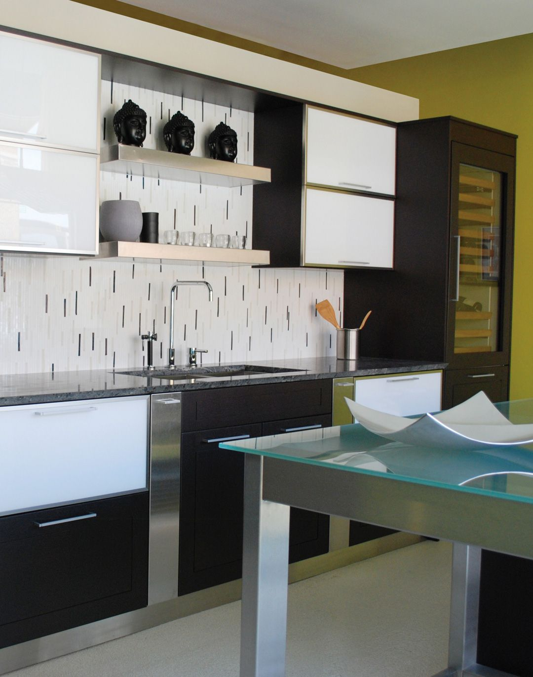 Contemporary Kitchen Cabinets In Simplicity Contemporary Kitchen Cabinets Contemporary Kitchen Kitchen Design