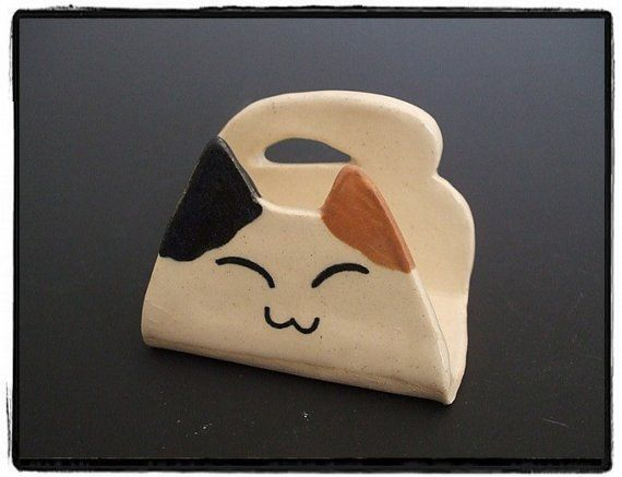 Super cute calico cat business card holder by misunrie gotta have super cute calico cat business card holder by misunrie gotta have this colourmoves