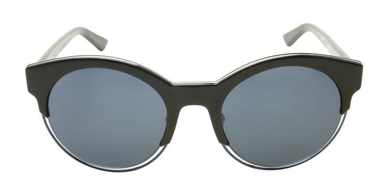7ec353a0fa2 Dior Sideral1 Black   Blue Lens Sunglasses – shadesdaddy