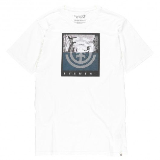 Element Avenue SS tee-shirt off white ecru 35€ #element #elementskate #elementskateboard #elementskateboards #tee #tees #teeshirt #tshirt #teeshirts #tshirts #shirt #shirts #shortsleeve #shortsleeves #skate #skateboard #skateboarding #streetshop #skateshop @playskateshop