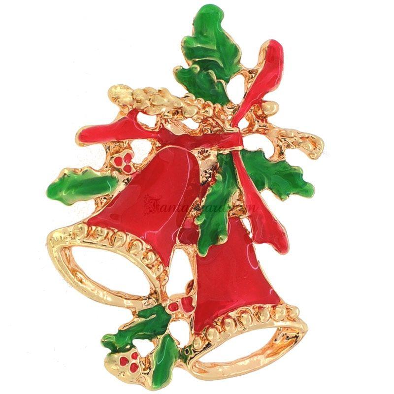 Fantasyard Christmas Holiday Pin Brooch