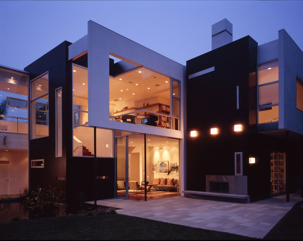 Beautiful Character Of Contemporary Dream Homes My Dream
