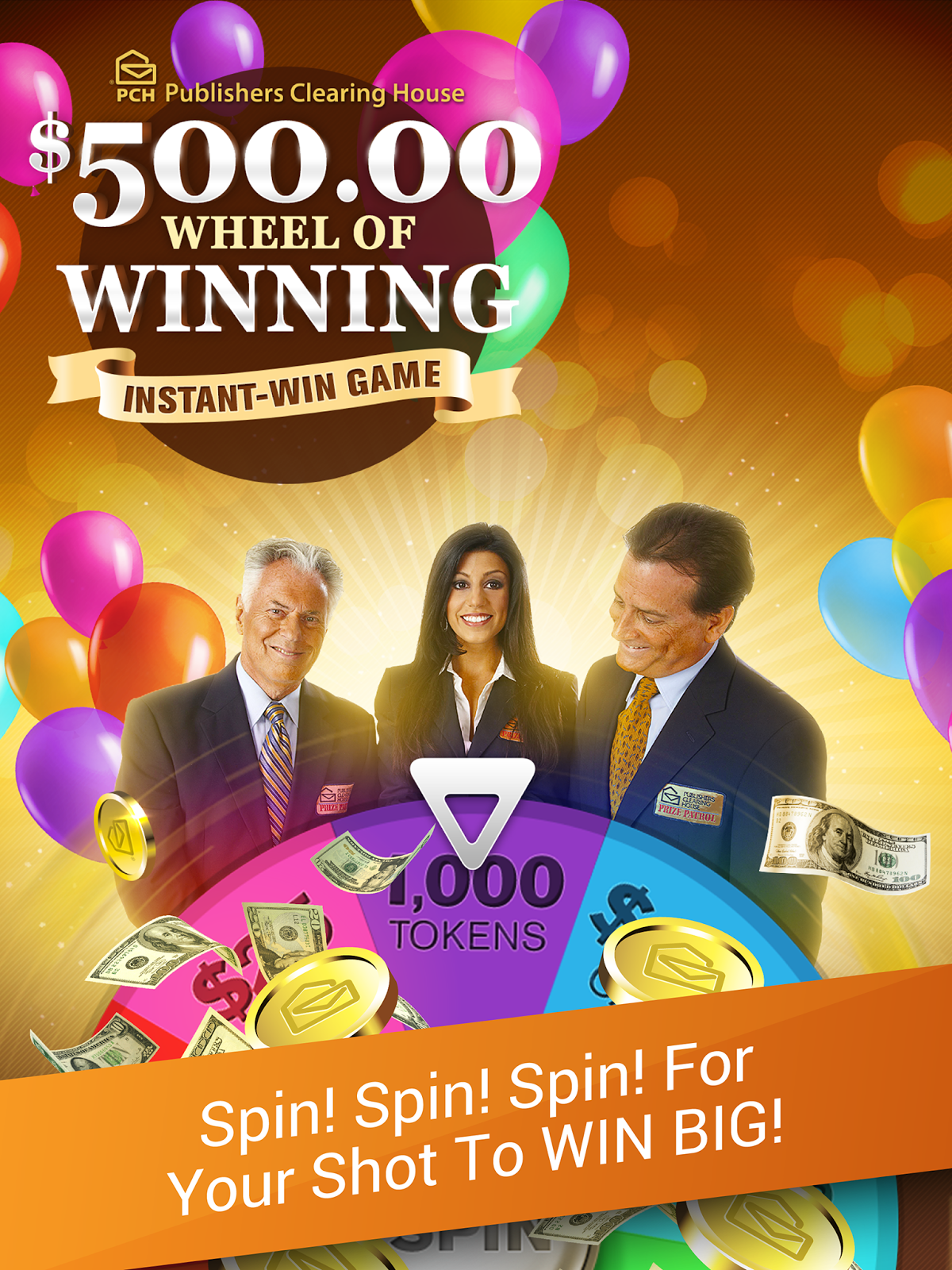 Screenshot Image Pch sweepstakes, Online sweepstakes, Pch