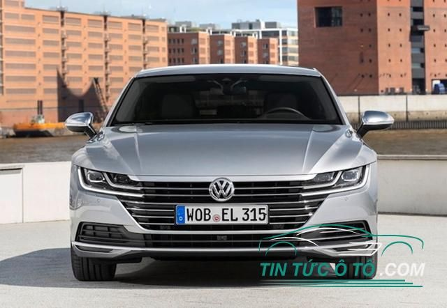 đặt Mua Xe Coupe Hạng Sang Volkswagen Arteon Với Gia 1 2 Tỷ đồng Volkswagen Vehicles Coupe