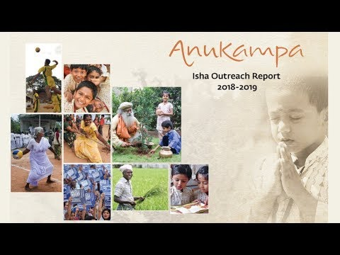 (9) Anukampa Isha Outreach 201819 Year in Review