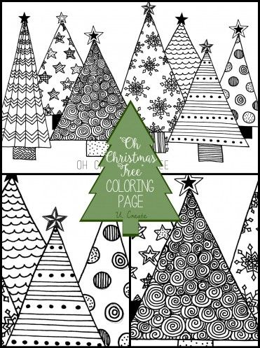 You Searched For Coloring Pages U Create Christmas Tree Coloring Page Christmas Tree Drawing Tree Coloring Page