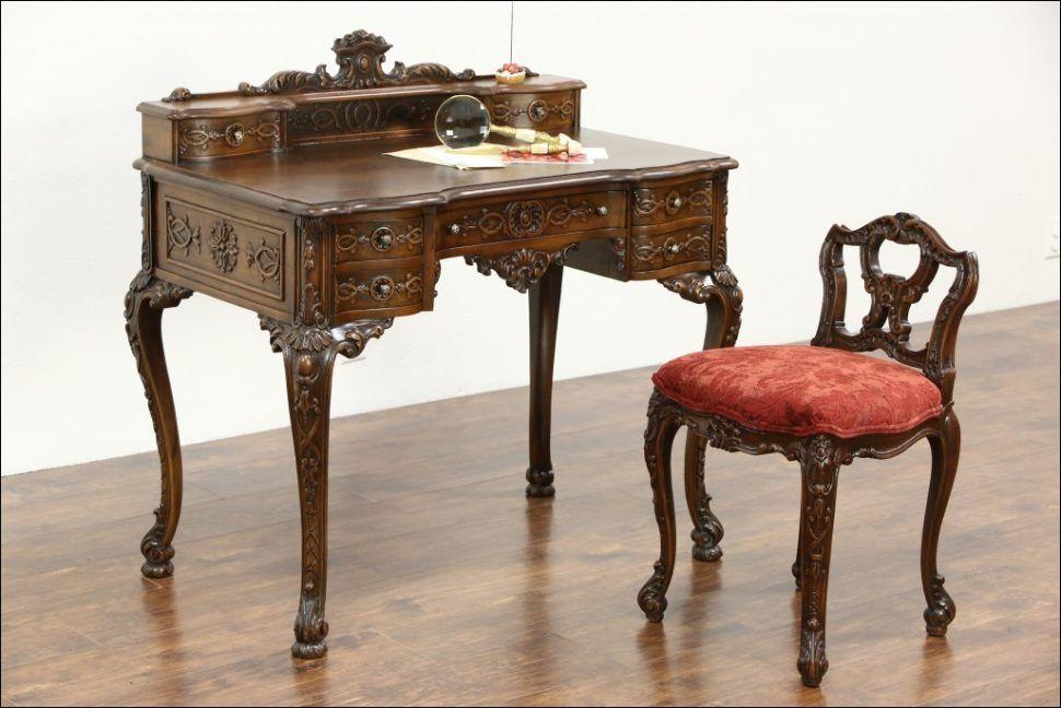 Writing Desk Box Antique