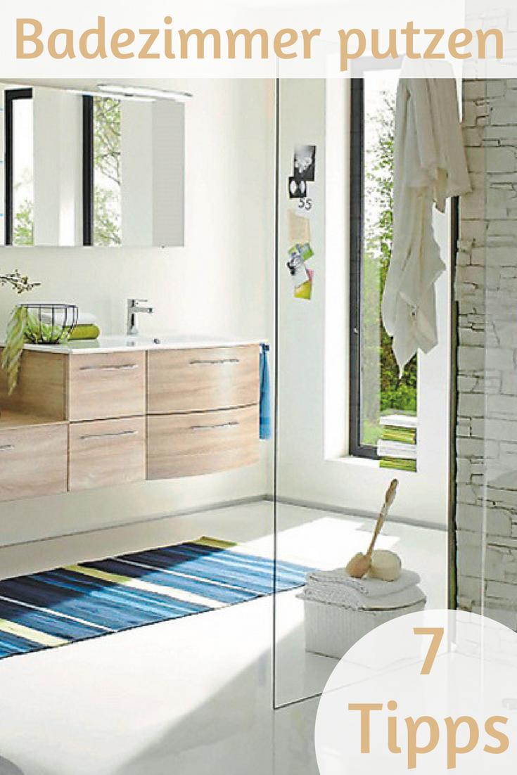 Bad putzen | Reinemachen leicht gemacht | Pinterest ...
