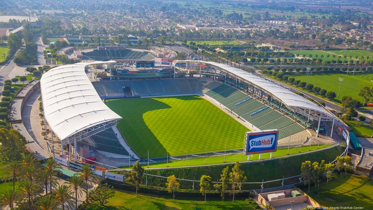 Dignity Health Sports Park, formerly the Home Depot Center