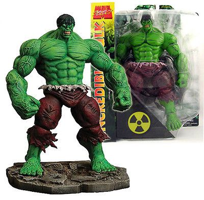 #Incredible hulk #marvel select action #figure green,  View more on the LINK: http://www.zeppy.io/product/gb/2/252316063597/