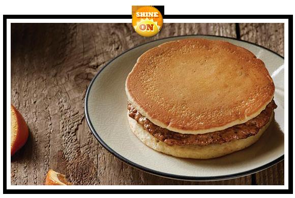 Jimmy Dean Delights Maple Pancakes Turkey Sausage Griddlers