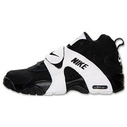 newest 29de8 95c0d The Air Veer Retro Shoes From Nike Features Color Black - Black -  White-Mid Fit-Synthetic Leather-Rubber Outsole-Cushioning Midsole With A  Visible Air ...