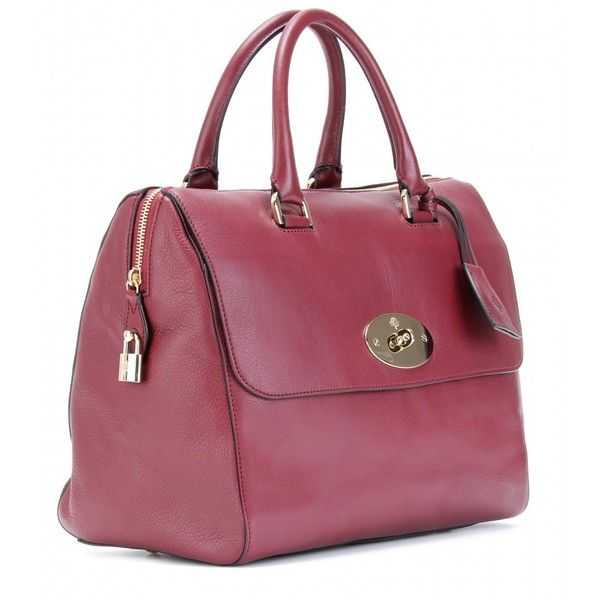 Mulberry Del Rey Leather Tote ( 1 0322b25a72a28