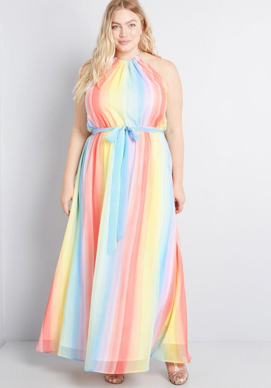 Illuminated Elegance Chiffon Maxi Dress Nothing Can Rival Your Glow But This Rainbow Maxi Dress From Our Modclo Maxi Dress Beaded Maxi Dress Chic Maxi Dresses [ 1304 x 913 Pixel ]
