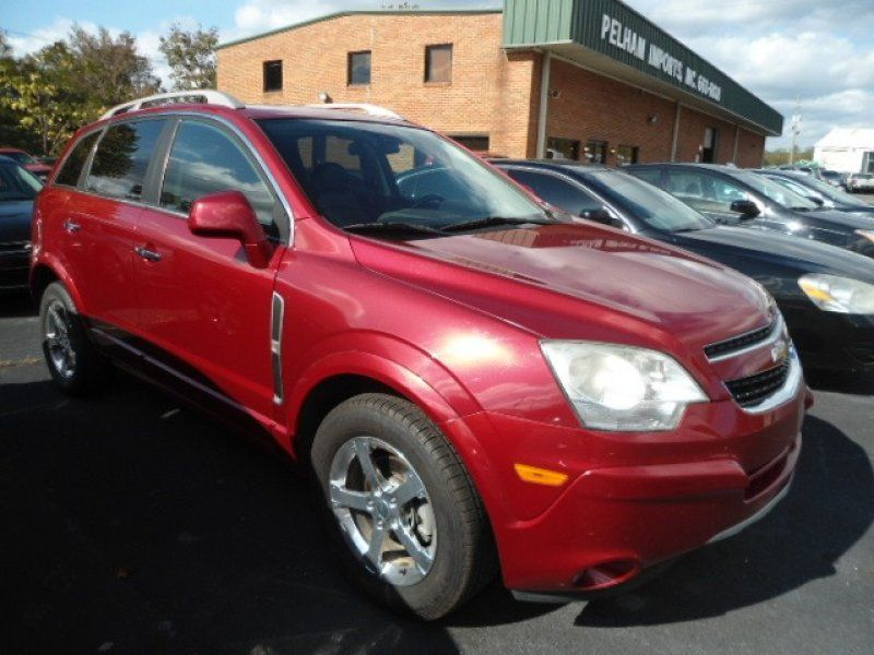Used 2012 Chevrolet Captiva Sport In Pelham Al 498831992 3