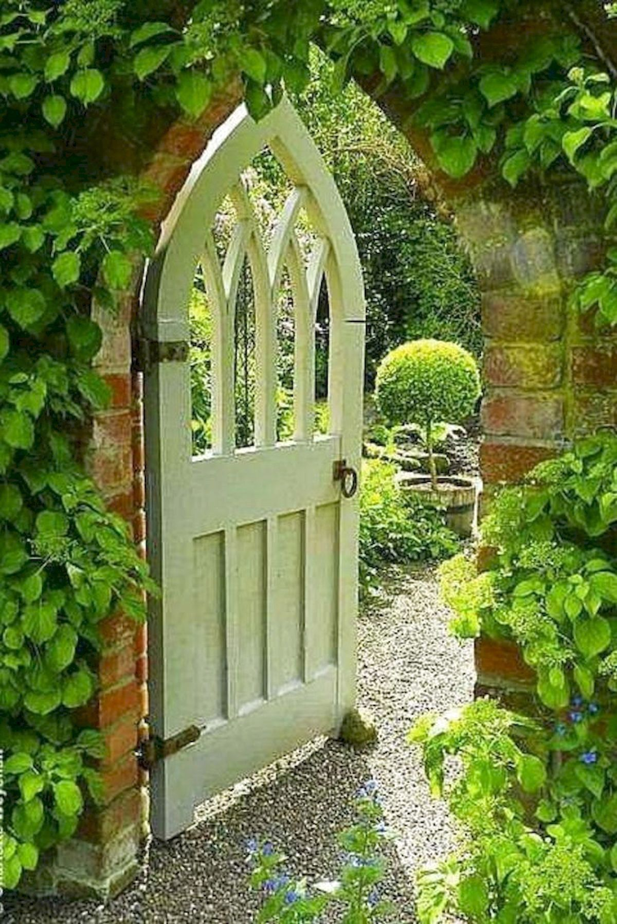 77 Favourite Pinterest Garden Decor Ideas Garden Gates