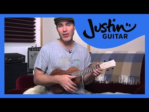 How To Play Ukulele - Beginner Lesson 1 - Easy Chords, Strumming And ...