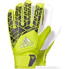 Adidas Ace Junior Portiere Guanti (Solare Giallo / Nero
