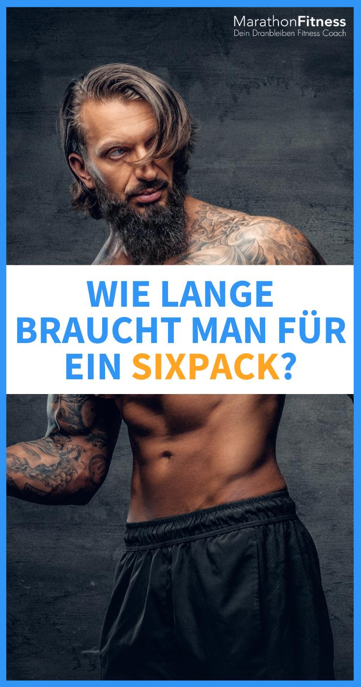 Wie lange braucht man für ein Sixpack? | Sixpack