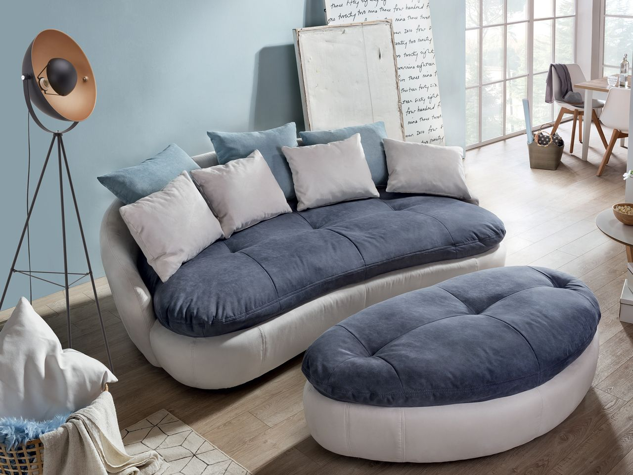 DIVANO SAINT MARTIN Mercatone Uno Sofa, Daybed, Furniture