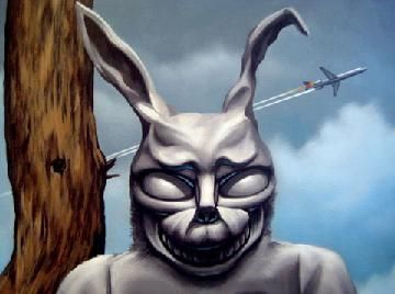I am hoping this is meant for Donnie Darko and NOT S. Darko...if so then disregard this pin.