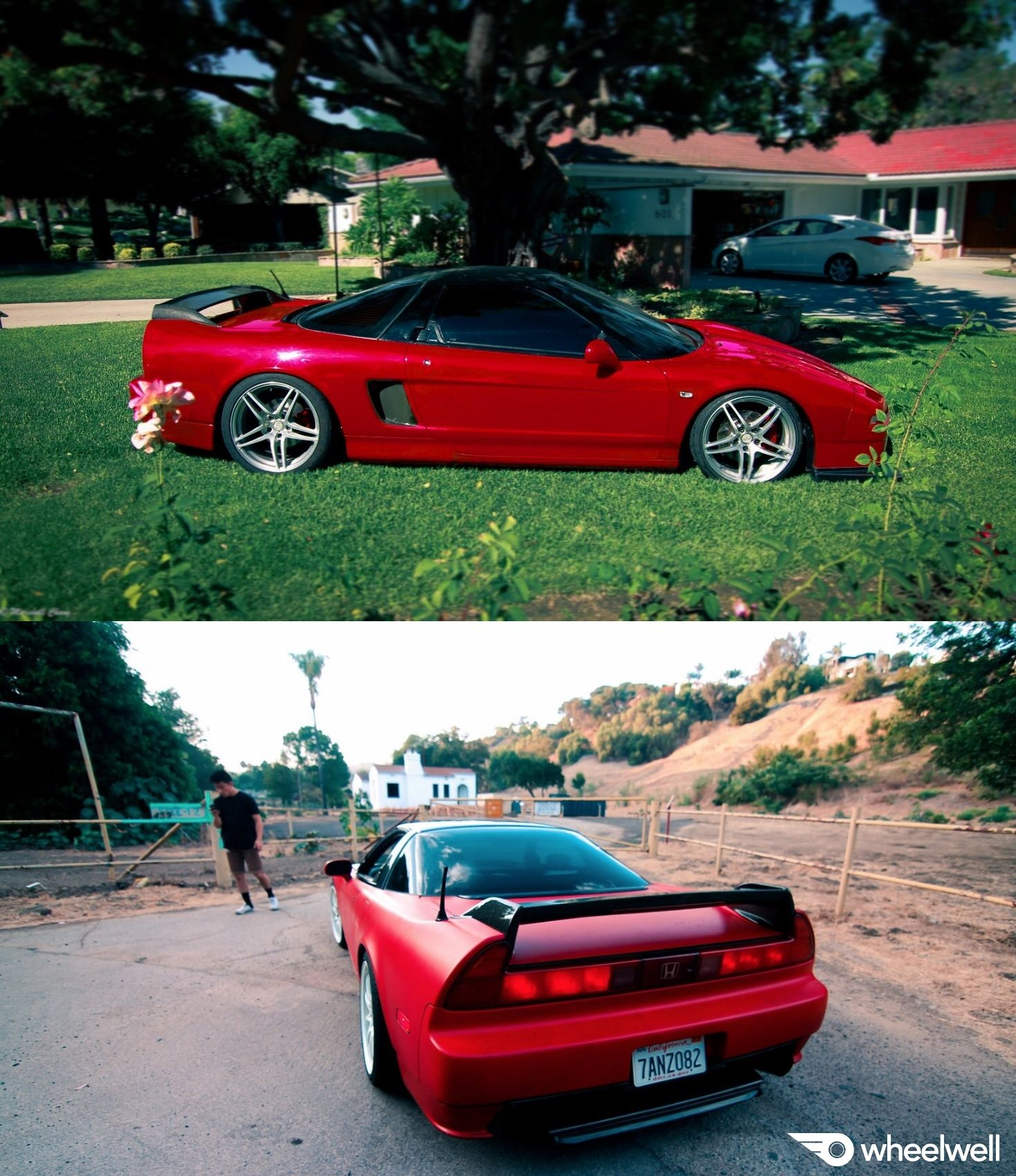 Marshall's 1992 #Acura #NSX #modded With 30 Parts! See His