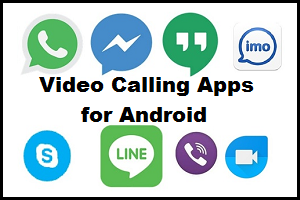 Best Video Calling Apps For Android In 2020 Video Chat App Android Apps Chat App