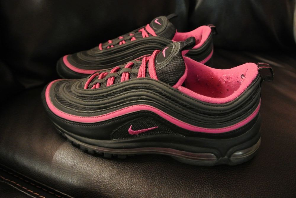 best website eb23d 1c27e discount code for womens nike air max 97 sneaker size 6 m black 6c5a1  cb517  uk nike air max 2005 womens 9.5 black pink 605173 062 air max 97  black rose