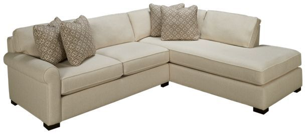Max Home Turin Max Home Turin 2 Piece Sectional   Jordanu0027s Furniture