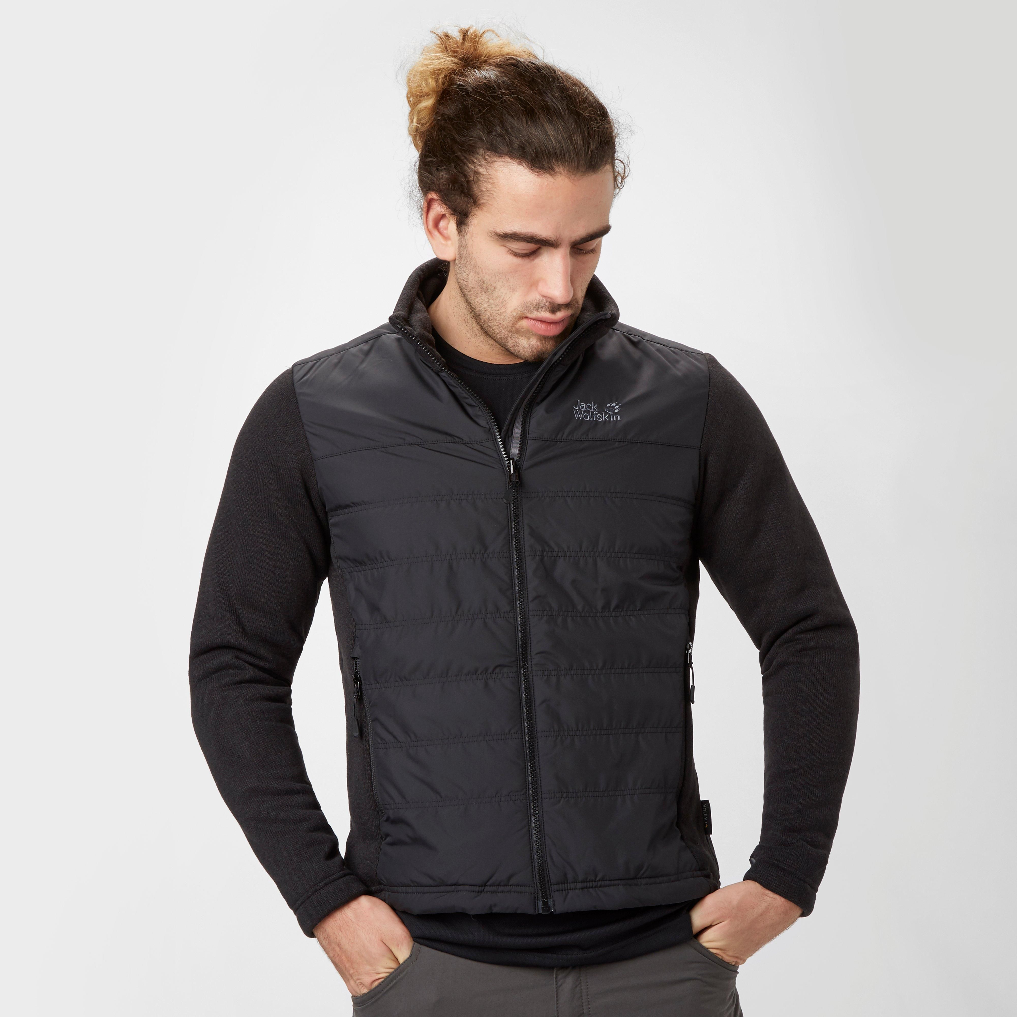 9903f607fe7 Men's Caribou Crossing Track Insulated Jacket | Amari | Jackets ...