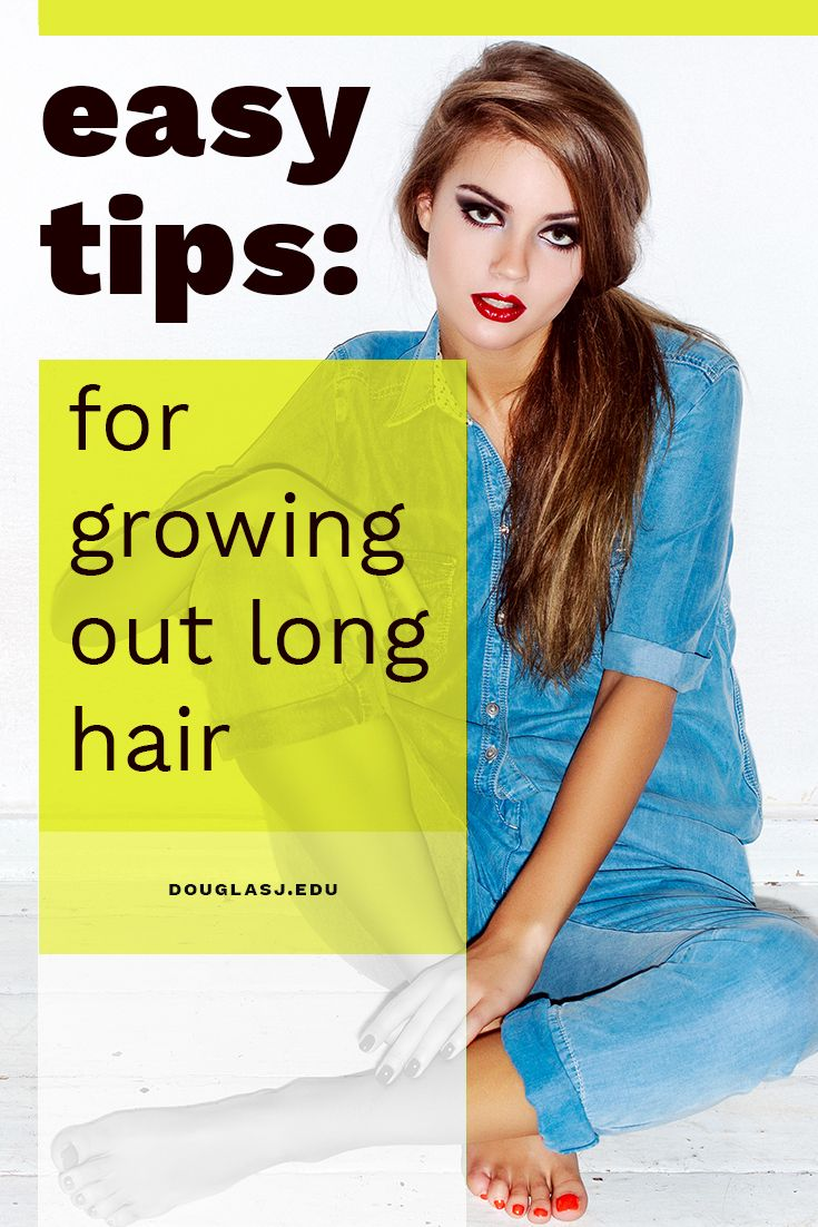 Looking to get luxuriously long locks? 💇 Make sure you're