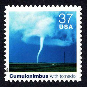 37c Cumulonimbus with Tornado single