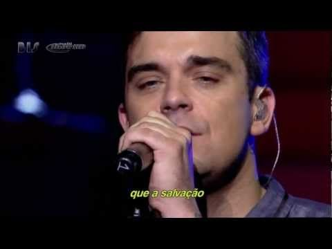 Robbie Williams Angels Legendado Em Pt Youtube