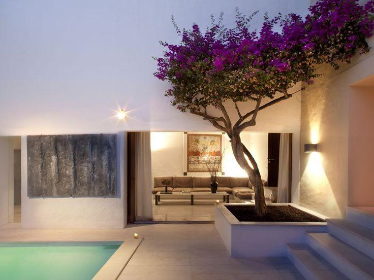 Sophisticated Style Modern Design Mediterranean Villa