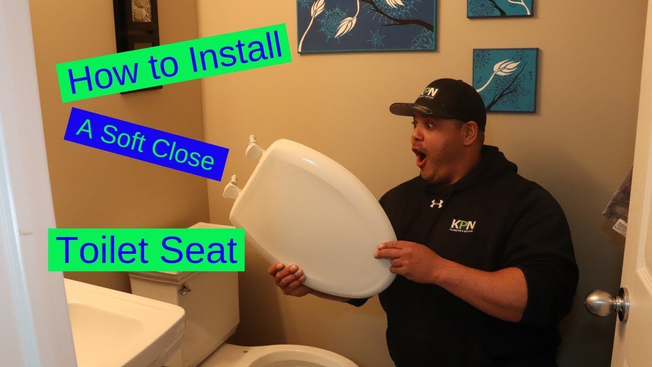 How To Install A Soft Close Toilet Seat Bemis Toilet Seat
