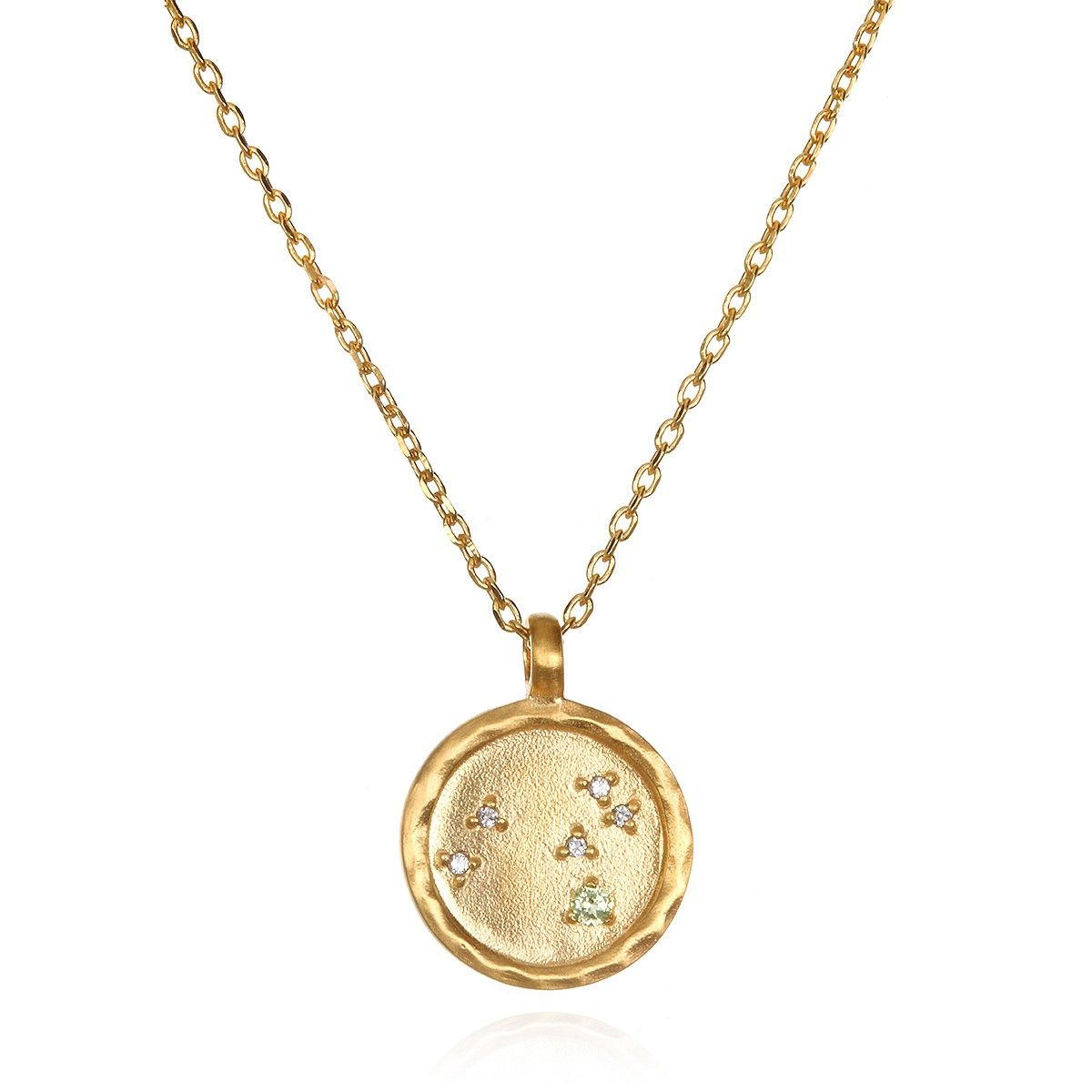 Satya jewelry leo zodiac necklace gold products pinterest products