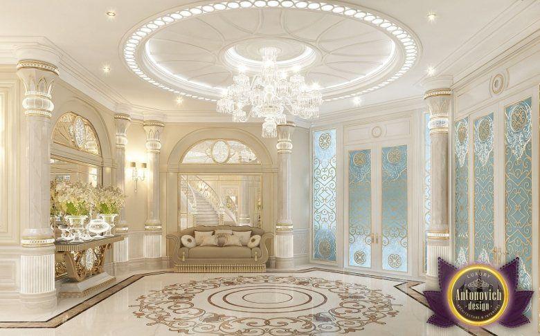 Luxury villa design in dubai from katrina antonovich for Villa interior design in dubai