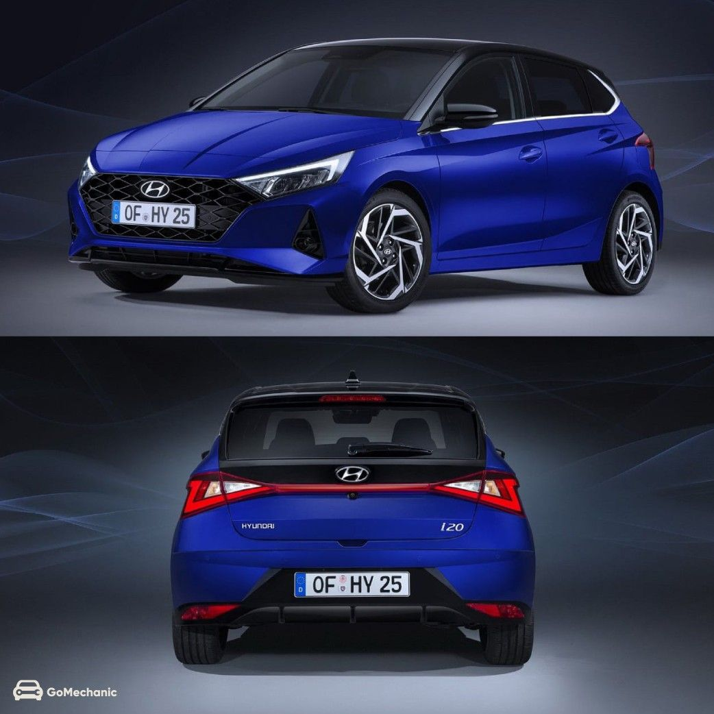 2020 Hyundai i20 to feature BlueLink Connected Tech in