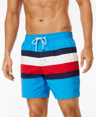 7696d94dceaaf Tommy Hilfiger Men's Gabriel Swim Trunks | Derek | Swim trunks ...