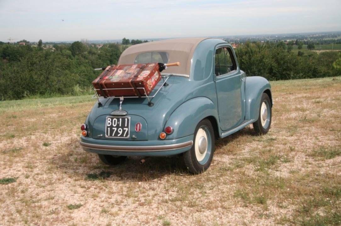 FIAT 500 C Topolino | Auto | Pinterest | Fiat, Classic trader and ...