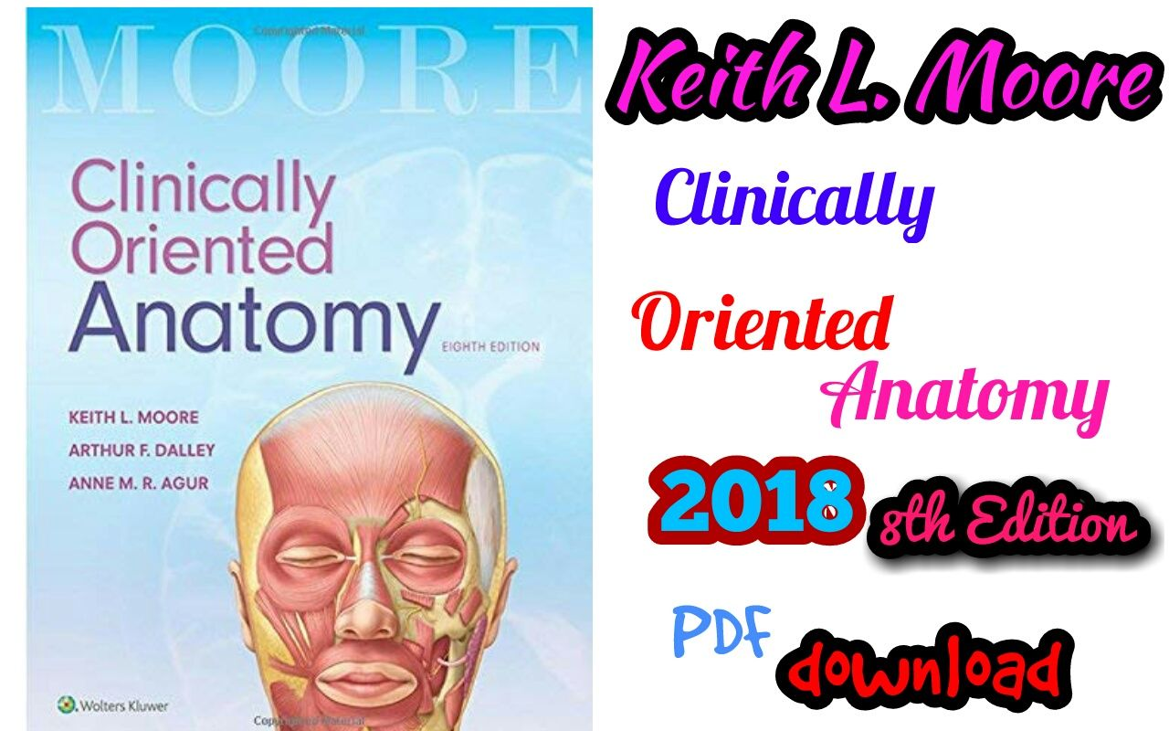 Keith L. Moore Clinically Oriented Anatomy Eighth Edition