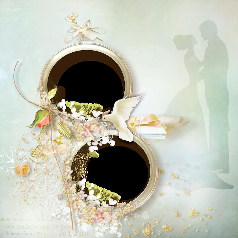 Свадебные заготовки для открыток