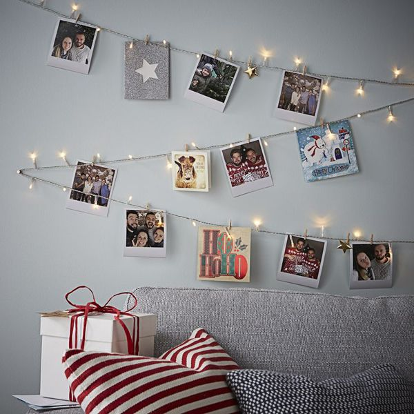 10 Super Creative Christmas Card Display Ideas | Home Design And Interior |  Interior Design | Pinterest | Card Displays, Display And Creative