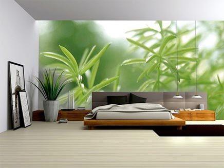 Hoe plaats je fotobehang slaapkamer bedrooms