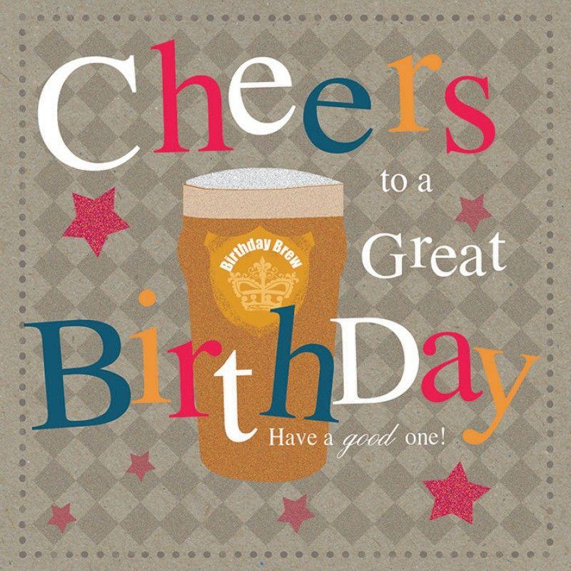 Birthday Wishes, Happy Birthday Man