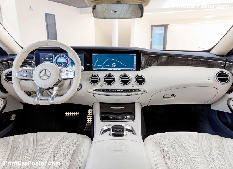2019 Mercedes Amg S63 Interior Exterior And Review Car Review