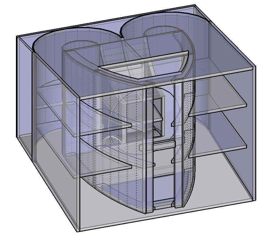 Folded Horn Speaker Design Plans Inspiring Ideas