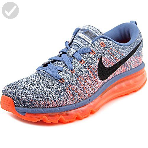 uk availability ae73e 97af3 Nike Men s Flyknit Max Ocean Fog Black Total Crimson Sl Running Shoe 10 Men  US - Mens world ( Amazon Partner-Link)