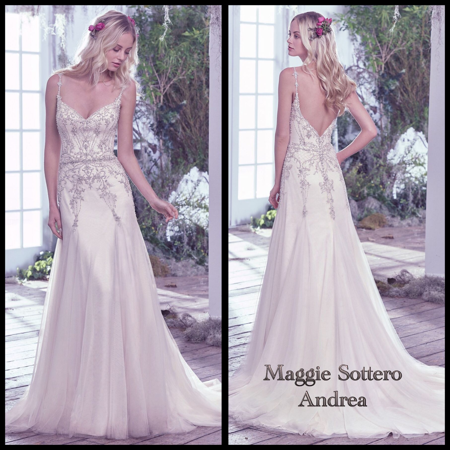 Wedding Gown Warehouse: Maggie Sottero Andrea